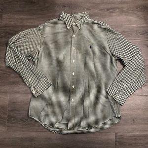 Polo Button Down Oxford Shirt